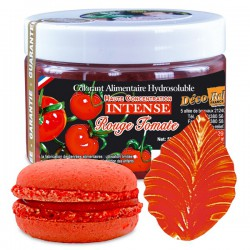 Colorant rouge tomate (50gr) Déco Relief
