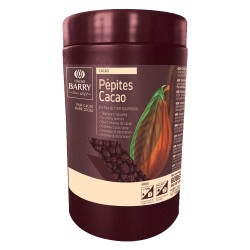Pépites cacao Extra Bitter Guayaquil Barry 800gr