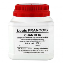 Chantifix Louis François en pot de 150 gr