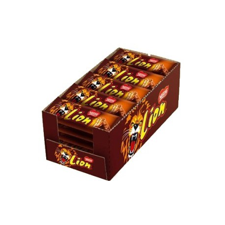 LION Nestle par 24 Barres de 45g