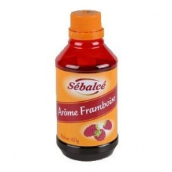 arome framboise sebacle 500ml