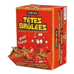 TETES BRULEES FRAISE x300