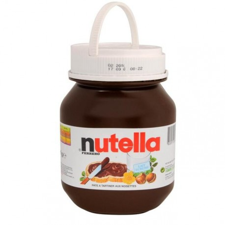 nutella 5 kg magasin du chef. Black Bedroom Furniture Sets. Home Design Ideas