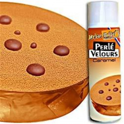 Spray perlé velours caramel 500ml
