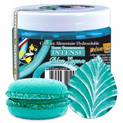 Colorant intense bleu lagon 50g Déco relief
