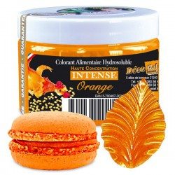 Colorant intense orange 50g Déco relief