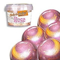 Colorant irisé rose 50g