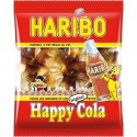 140 mini sachets Happy Cola Haribo